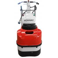 50/60 Hz Concrete Sidewalk Grinding Equipment 500mm Working Width With 2 Plates Manufactures