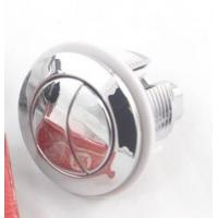 ABS Toilet Fittings Toilet Cistern Spares Push Button No Surface Treatment Manufactures