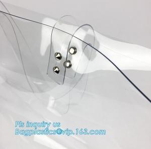 PVC Crossbody Messenger Shoulder Bag Sling Bag, Fashion PVC Transparent Shoulder Bag, PVC Shoulder Bag Travel Gym Tote B Manufactures