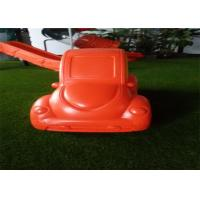 Quality Outdoor Plastic Playground , Kids Plastic Outdoor Play Equipment for sale