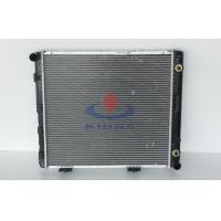 Auto parts Mercedes Benz Radiator Of W124 / 250D / E250D / E300D 1984 AT Manufactures