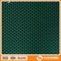 Best selling Africa Stucco Diamond Embossed Aluminum  with long-term service by ISO9001 factory  Best Quality Low Price Manufactures