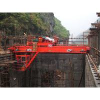 China Factory Overhead Travelling Crane , Single And Double Girder 20 Ton Bridge Crane on sale