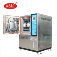 Laboratory Constant Temperature Humidity Climate Test Chamber With Operation Window Manufactures