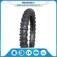TL / TT Motor Cycle Tires 8PR , Motorcycle Street Tires 35%-55% Rubber 7-10MPA Manufactures