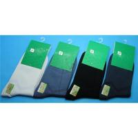 China Bamboo socks with cotton for men on sale