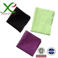 China Extra Absorbent Microfiber Optical Cleaning Cloth on sale