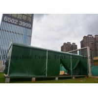 Good Quality A Frame Tent With Plywood Floor Greenhouse for Sports Field
