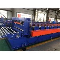 High Speed 15-20m / Min Trapezoidal Roof Tile Making Machine Thickness 0.4mm -0.7mm Manufactures