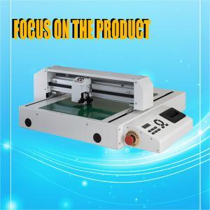Dragoncut Software Digital Flatbed Cutter Electric Die Cutting Machine Manufactures