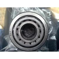 Building Machines Single Row Tapered Roller Bearings Bearing Steel With P5 / P4 / P2 Manufactures