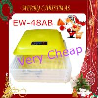 48 eggs incubator fully automatic mini chicken incubator for sale CE Approved Manufactures