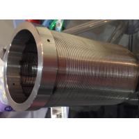 FOTI Low Pressure Drop Non Obstructive Water Pretreatment OD90 mm Wedge Wire Filter Manufactures