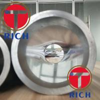 China 16mn 25mn 20# 45# Hydraulic Cylinder Tube Steel Tubing Cold Drawn Oiled Surface on sale