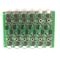 4 layer green mask  FPC Assembly , specialize flexible printed circuit board Manufactures