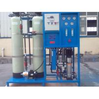 China Reverse Osmosis (R. O.) Sea Water Desalination Plant on sale