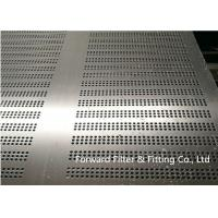 SS304 Stainless Steel Punching Hole Punching Plate Hole Plate Galvanized Punching Plate Manufactures