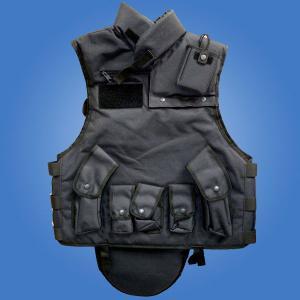 NIJ level iiia body armor level 3a bullet proof vest kevlar bullet proof vest body armor carrier out shell