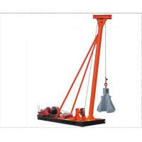 Punching Hammer Pile Driver Machine for Pile Foundation Construction Manufactures