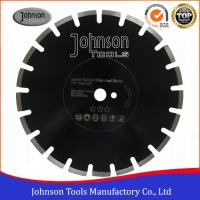 Long Life 350mm Diamond Cutting Disc With Undercut Protection Manufactures