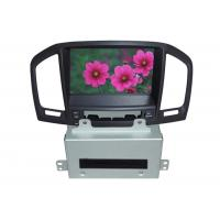 China OPEL Insignia TV BT Car GPS Navigation System Russian DVD SWC on sale