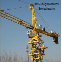 5613 tower crane with 8t load for building Manufactures