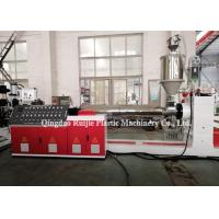 China PMMA PS PP Sheet Making Machine Three Roll Calender Flame Retardant Product on sale