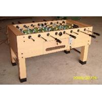 China Coin Operated Foosball Table (HM-S60-077) on sale