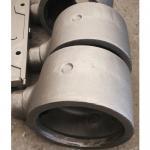 CNC Machining Ductile Cast Iron Component ASTM A536 80-55-06 Material Manufactures