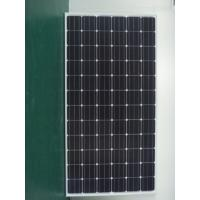 Large 300 Watt Commercial Mono Solar Panels for Outdoor Lighting , CE Manufactures