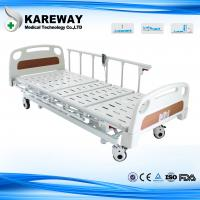 Three Positions Hospital Patient Bed , Remote Control Electric Care Bed CE FDA Certificates Manufactures
