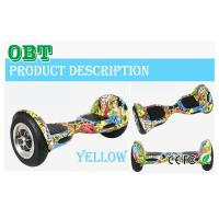 China High-Tech Seatless Smart Two Wheels Self Balancing Electric Scooter Drifting Board on sale