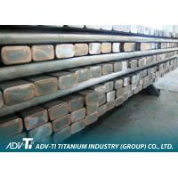 Gr5 Round Titanium Clad Copper Forging 5.0mm Clad Metal Sheet for Electrolysis Manufactures