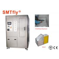 380V Power Supply Ultrasonic Pcb Cleaner , Circuit Board Cleaning Machine SMTfly-800 Manufactures