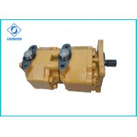 Compact Structure Hydraulic Gear Pump Precise And Detailed Structural Design Manufactures