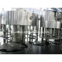 CGF16-16-4 Rotary 3-in-1 Water Filling Machine Manufactures