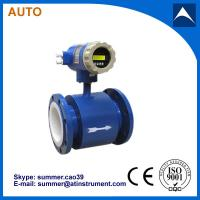 Electromagnetic Flow Meter for Waste Water Plants With Reasonable price Manufactures