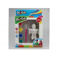 DIY Plaster Painting Kit Arts And Crafts Toys Decorate Your Own Christmas Gift 4 Colors Manufactures