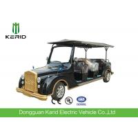 Powerful AC Motor Electric Shuttle Bus Utility Vehicle 11 Passengers For Recreation Manufactures