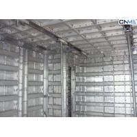 High Effective Natural Aluminium System Formwork , 64mm Thickness Manufactures