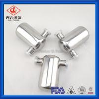 China Miniature  Sanitary Tank Fittings  Clamp Tube Filter Stable Performance on sale