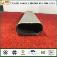 China ASTM Grade Mild Steel Oval Tube Special Section Tube/Pipe Manufactures