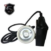 China KL5LM-B  super bright Rechargeable battery LED Mining Head Wire Lamp on sale