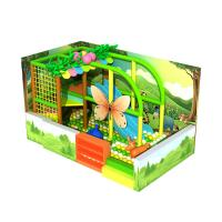 China UV Resistance Kids Playground Equipment Frost Theme PVC Coated Frame on sale