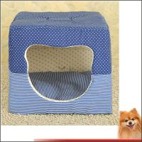 Free shipping pet dog beds canvas sponge dog beds for sale china factory Manufactures