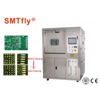 PCB Industry Precision Stencil Cleaning Machine 0~99 Min Adjustable Time Manufactures