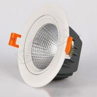 China Indoor IP44 25W Adjustable LED Ceiling Light Fixtures With Aluminum Housing on sale