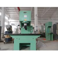 High-Speed Hydraulic Hot / Cold Press For Sheet Metal Forming Equip Mitsubishi PLC Manufactures