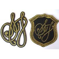 embroidery patch for garment Manufactures