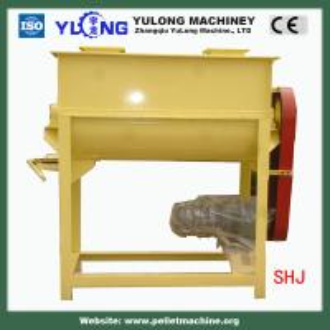SHJ250 dry powder mixer machine Manufactures